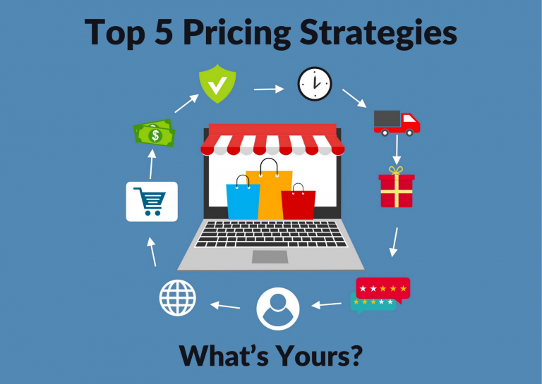 Top 5 Pricing Strategies