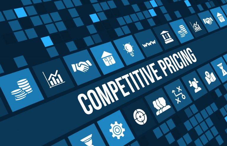 Competitive pricing - implementation case and results